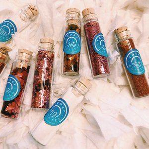 Today Glitter Makeup - Today Glitter 9 Biodegradable Plastic-Free Glitter